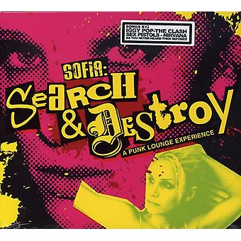 Sofia - Search & Destroy-a Lounge Experience [CD] USA import