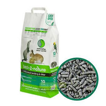 Trixder Pellets van recycled papier Back2Nature