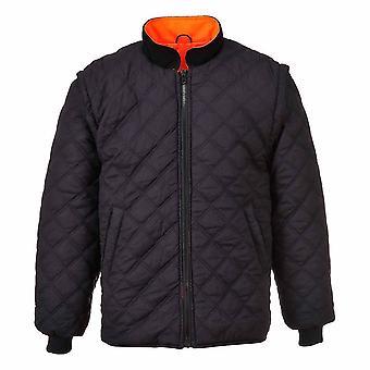 Portwest - Hi-Vis Workwear 7-in-1 Kontrast Verkehr Sicherheitsweste