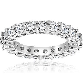 2 3 / 8ct Diamond Eternity Ring 14k White Gold