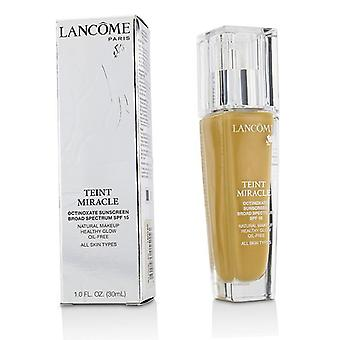 Lancome Teint Miracle Natural Healthy Glow Makeup Spf 15 - # 320 Bisque 4w (us Version) - 30ml/1oz