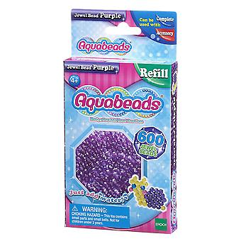 Aquabeads Jewel Bead Pack - Violet