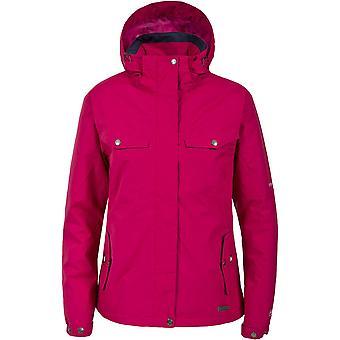 Trespass damskie/Panie Malissa wodoodporny ocieplany płaszcz kurtka