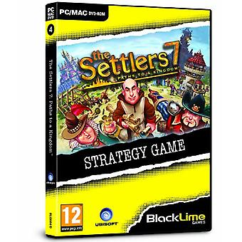 The Settlers 7 Paths to a Kingdom (PC DVD) - New