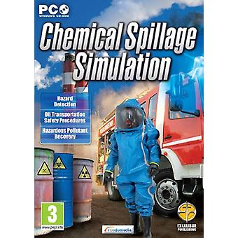 Chemical Spillage Simulator (PC DVD) - New