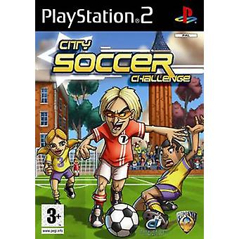 City Soccer Challenge (PS2)-in de fabriek verzegeld