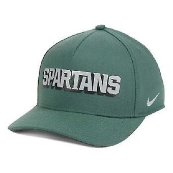 Μίτσιγκαν Στέιτ Σπαρτιάτες Nike τοπικό καπέλο DRI-Fit
