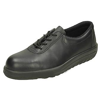 Unisex Totectors Lace-Up Safety Shoes 3483