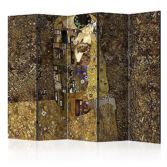 Vouwscherm - Golden Kiss II [Room Dividers]