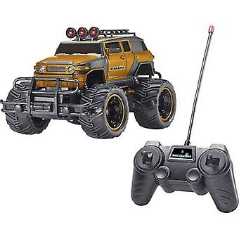 Revell Control 24493 Atacama 1:20 RC model car for beginners Electric Monster truck RWD