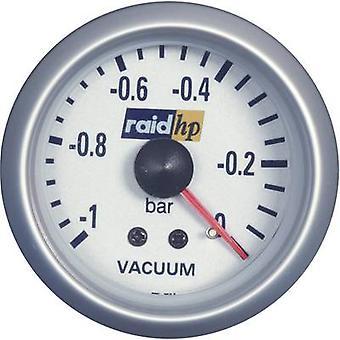غارة hp 660222Vacuum متر-1 إلى 0bar voltage12V