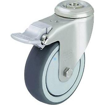 بليكلي 574624 غير القابل للصدأ الصلب التوجيهي معدات قفل الجهاز مع قفل عكس Ø 125 ملم كروي