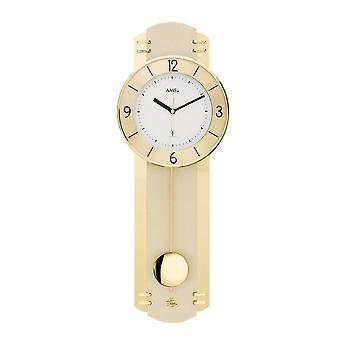 Pendulum clock radio AMS - 5293