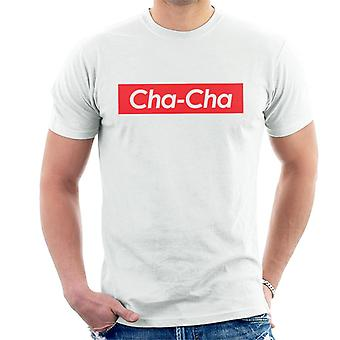 Strictly Come Dancing Cha Cha Skater Logo Men's T-Shirt