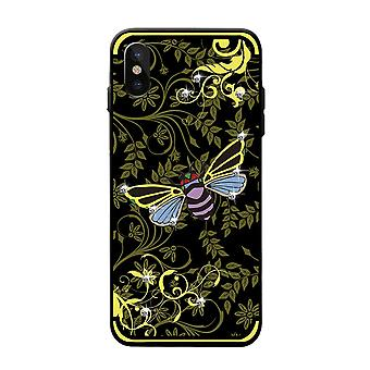 NXE iPhone X/XS TPU-shell-gele Bee