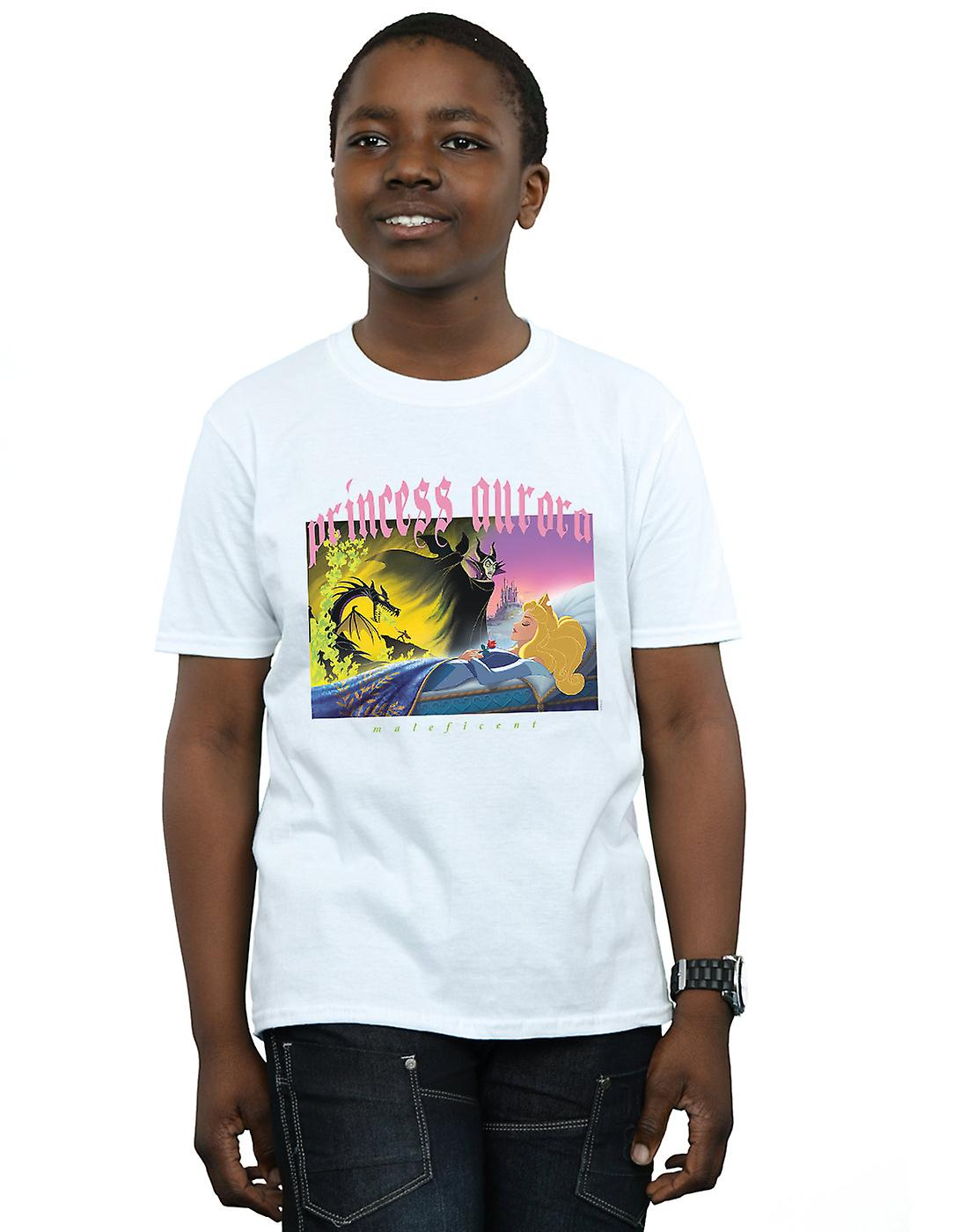 Disney Boys Sleeping Beauty And Maleficent T-Shirt