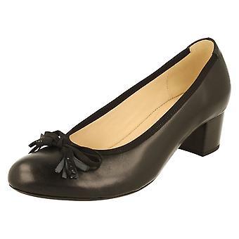女士加博尔法院鞋 65383