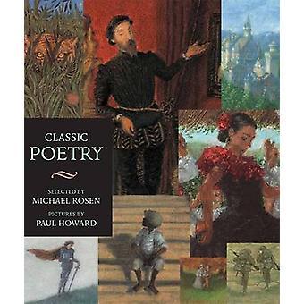 Klassiske poesi - en illustreret samling af Michael Rosen - Paul How