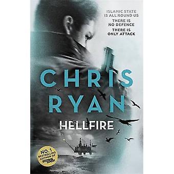 Hellfire - Danny Black Thriller by Chris Ryan - 9781444783346 Book