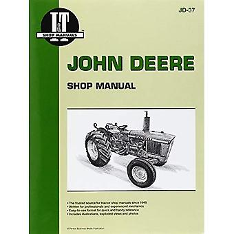 John Deere Shop Manual: Series 1020, 1520, 1530, 2020, 2030 (I & T Shop Service)