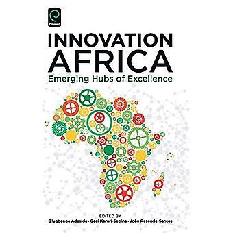 Innovation Afrika: Nya hubbar kompetenscentrum