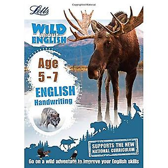 Letts Wild About - English -- Handwriting Age 5-7