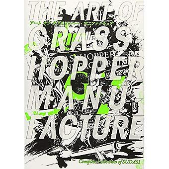 The Art of Grasshopper Manufacture: Complete Collection of Suda51
