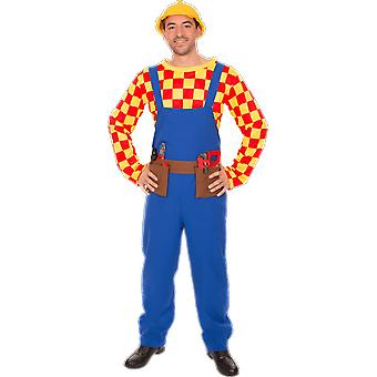 Orion Costumes Hommes Bob The Builder Kids TV Cartoon Character Fancy Dress Orion Costumes Mens Bob The Builder Kids TV Cartoon Character Fancy Dress Orion Costumes Mens Bob The Builder Kids TV Cartoon Character Fancy Dress Orion Costumes Men