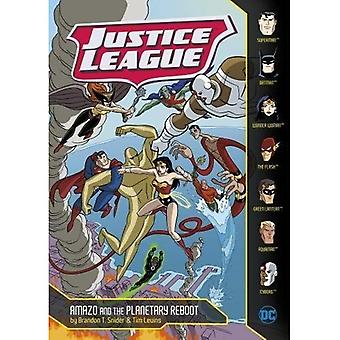 Justice League Pack A of 4 (DC Super Heroes: Justice League)