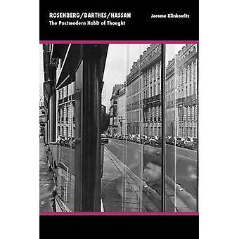 RosenbergBarthesHassan for postmoderne vane at tanke af Klinkowitz & Jerome