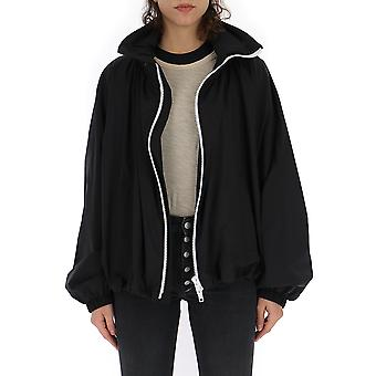 Veste Givenchy Bw003j10vy001 Femmes-apos;s Black Polyester Outerwear