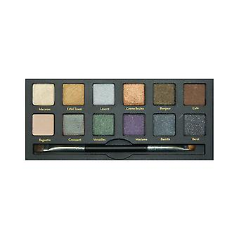 Let's Meet in Paris Palette