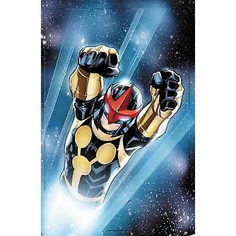 Nova - the Human Rocket Vol. 2 - After Burn by Sean Ryan - John Timms -