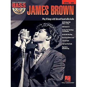 James Brown - Bass Play-Along Volume 48 by James Brown - 9781480332386
