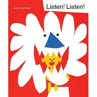 écouter! écouter! par Ann Rand-Paul Rand-9781616894948 livre