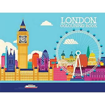 London Coloring Book by Min Heo - 9781623260453 Book
