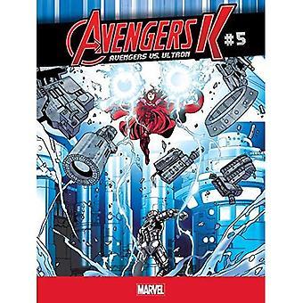 Avengers vs. Ultron #5 (Avengers K)
