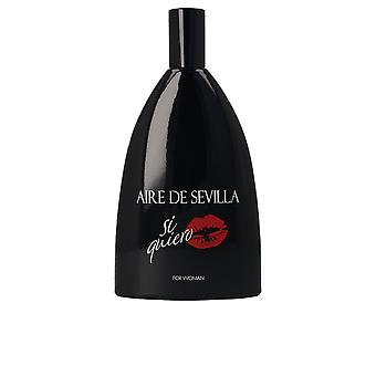 Aire Sevilla Aire De Sevilla Si Quiero Edt Spray 150 Ml For Women