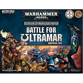 Battle for Ultramar Campaign Box Warhammer 40000 Dice Masters