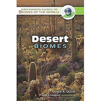 Biomas do deserto (guias de Greenwood para biomas do mundo)