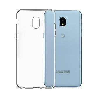 CoolSkin3T til Samsung J3 2018 Transparent hvid