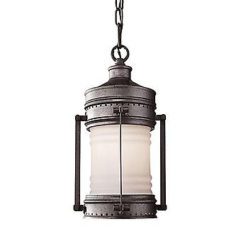 Feiss OL9109OLC Dockyard 1-Light Outdoor Lighting Fixture Oil Can Finish