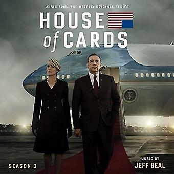 Soundtrack - House of Cards Sea 3 [CD] USA import
