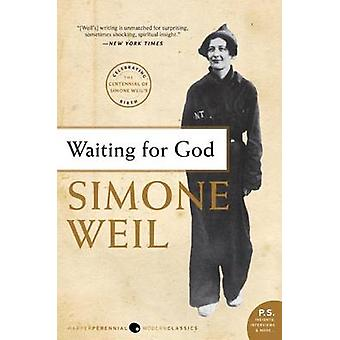 Waiting for God by Simone Weil - 9780061718960 Book