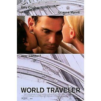 World Traveler Original Cinema Poster