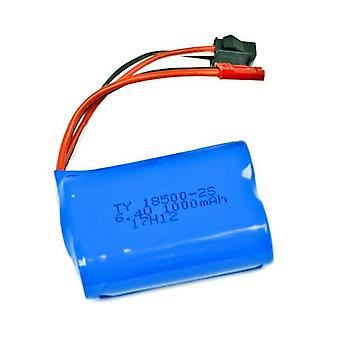 1000mAh 7.4V Li-Ion JST - WL Toys 1:12 car battery
