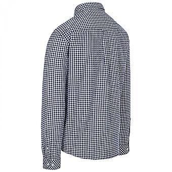 Camisa do algodão dos homens Yafforth da transgressão