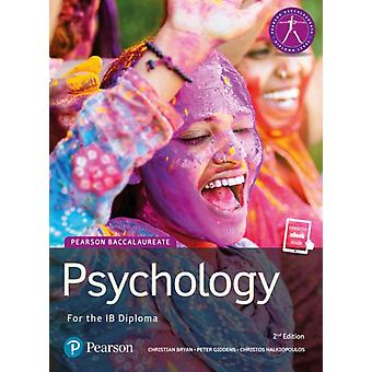 Pearson Psychology for the IB Diploma by Christian Bryan
