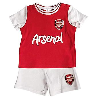Arsenal FC Baby Kit T-Shirt & Shorts Set | Saison 2019/20