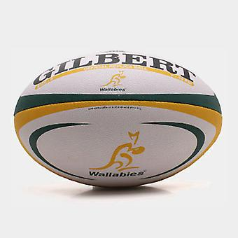 Gilbert Australia Wallabies offizielle Replica Rugby-Ball